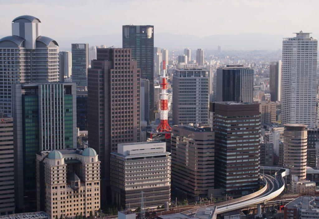 大阪市の人口が50万人減少したか...