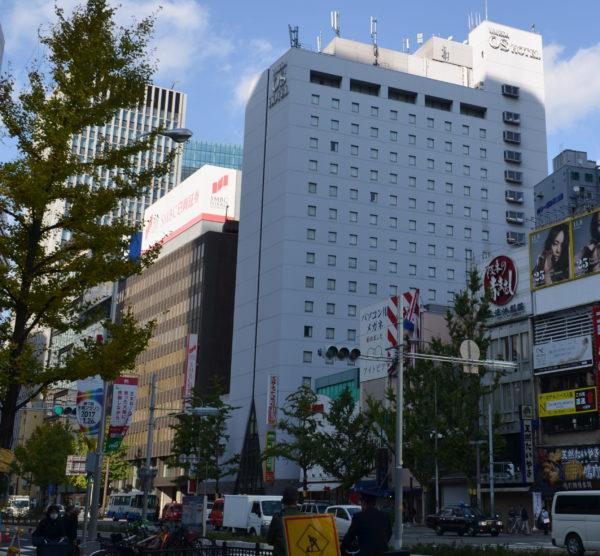 大阪日興ビル・梅田OSビルの一体建替 【大阪市北区】 | 関西散歩ブログ