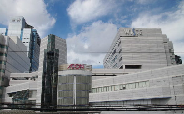 海老江 イオン ショッピング センター 野田