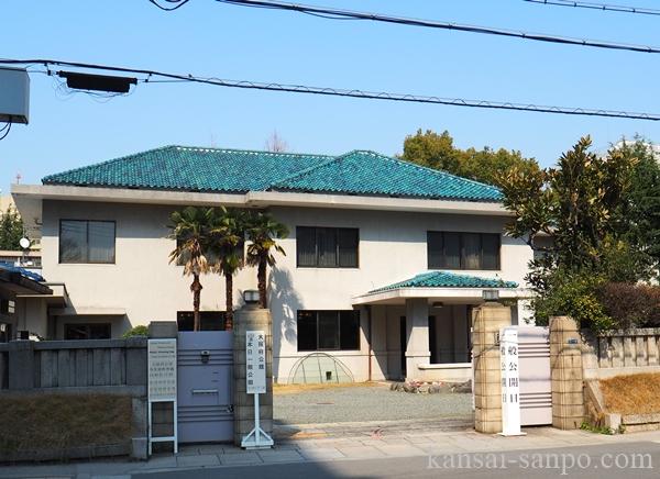 一般公開】大阪府公館を見て来た【大阪府庁西側】   関西散歩ブログ
